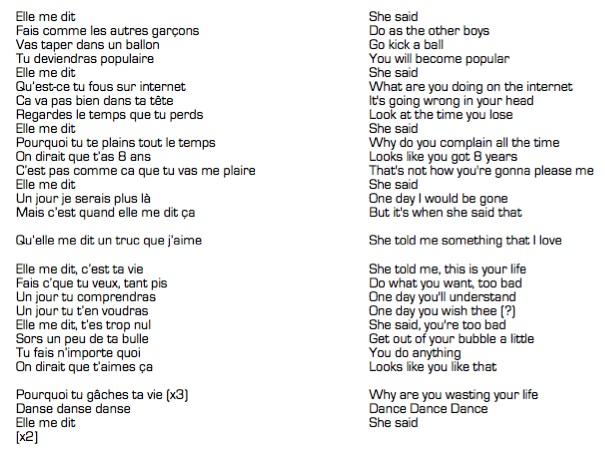 gasolina lyrics: